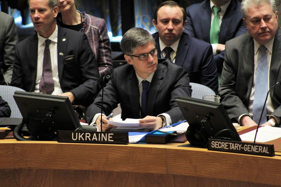 Statement by First Deputy Minister for Foreign Affairs of Ukraine, Mr. Vadym Prystaiko, at the United Nations Security Council briefing on Somalia
