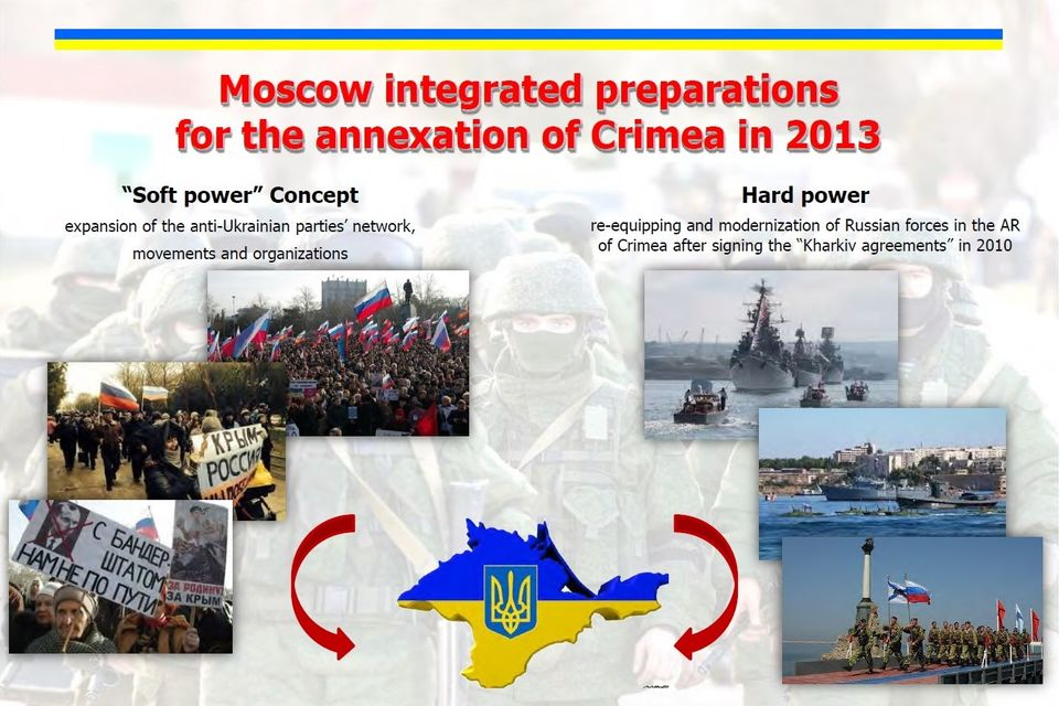 """Russia's occupation of Crimea"" by Ministry of Defense of Ukraine"