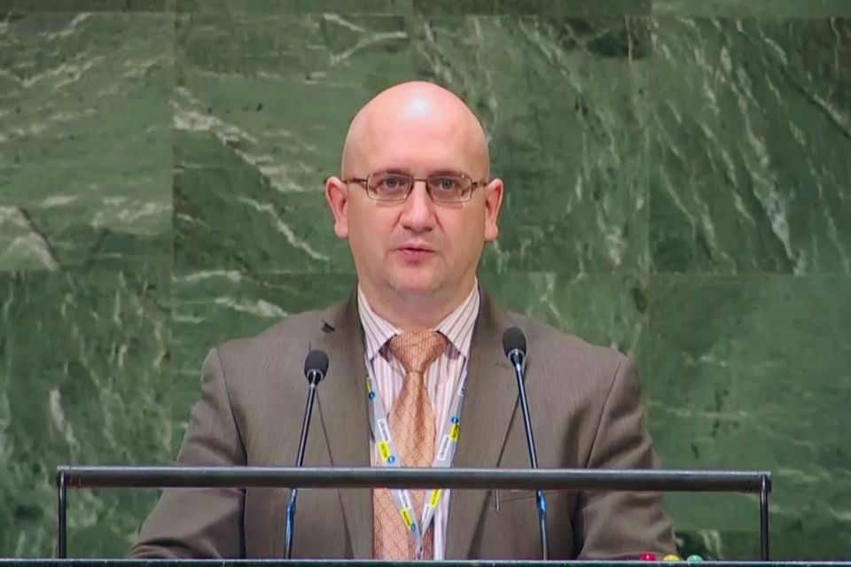 Statement by the delegation of Ukraine at the UNGA meeting on the Security Council reform