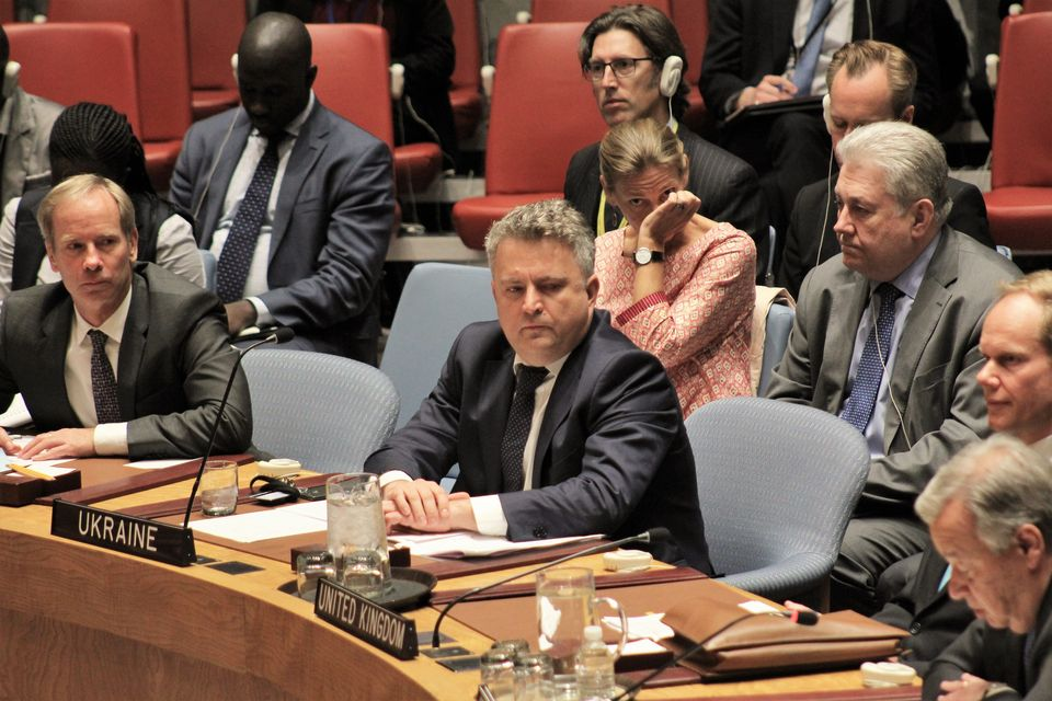 "Statement by Deputy Minister for Foreign Affairs of Ukraine Sergiy Kyslytsya at the UN Security Council Briefing ""Human Rights and Prevention of Armed Conflict"""