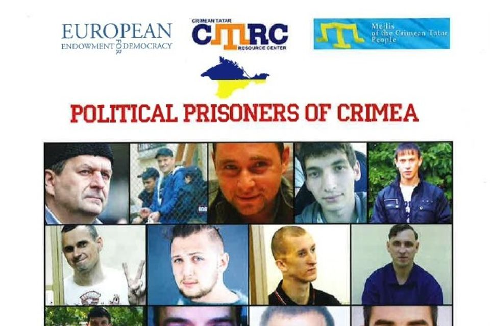 Free Political Prisoners of Crimea Campaing