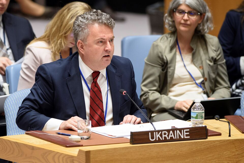 Statement by Ambassador Sergiy Kyslytsya, Permanent Representative of Ukraine to the United Nations, at the UN Security Council Open Debate on Protection of Civilians in Armed Conflict