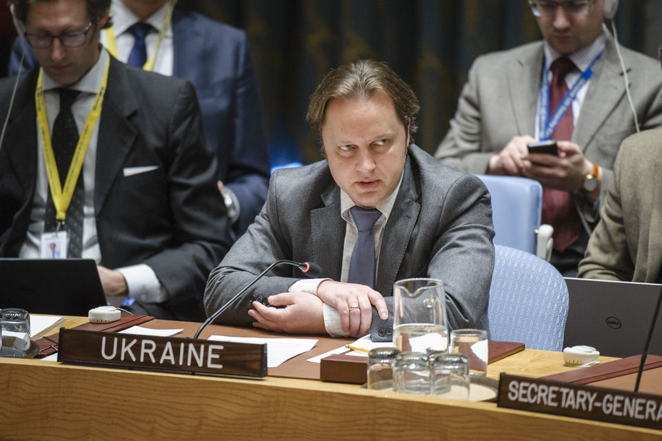 Statement by the delegation of Ukraine at the UNSC briefing on the situation in Yemen