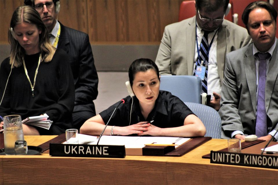 Statement by the delegation of Ukraine at UNSC emergency meeting on North Korea