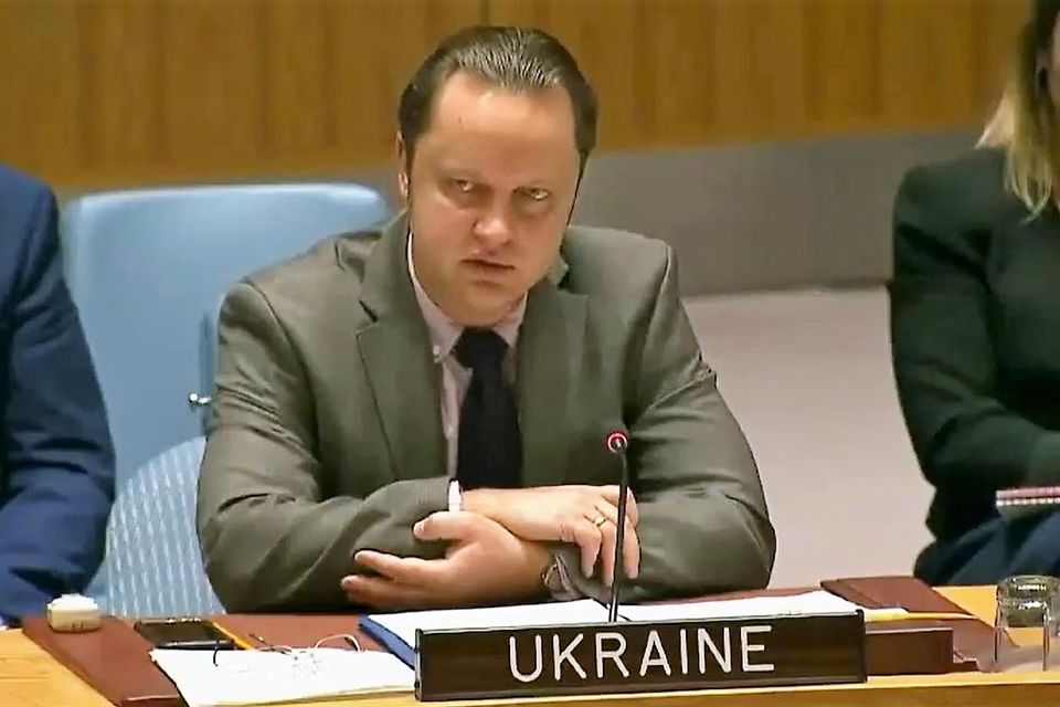 Statement of the delegation of Ukraine at the Security Council Briefing on Libya ICC