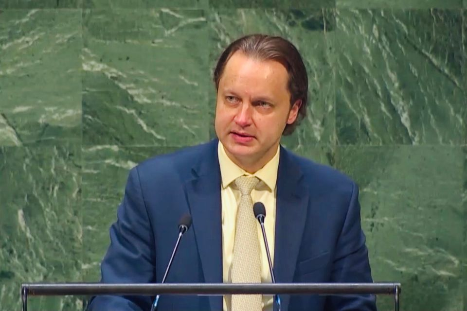 Statement by the delegation of Ukraine at the UNGA meeting on strengthening of the coordination of humanitarian and disaster relief assistance of the United Nations