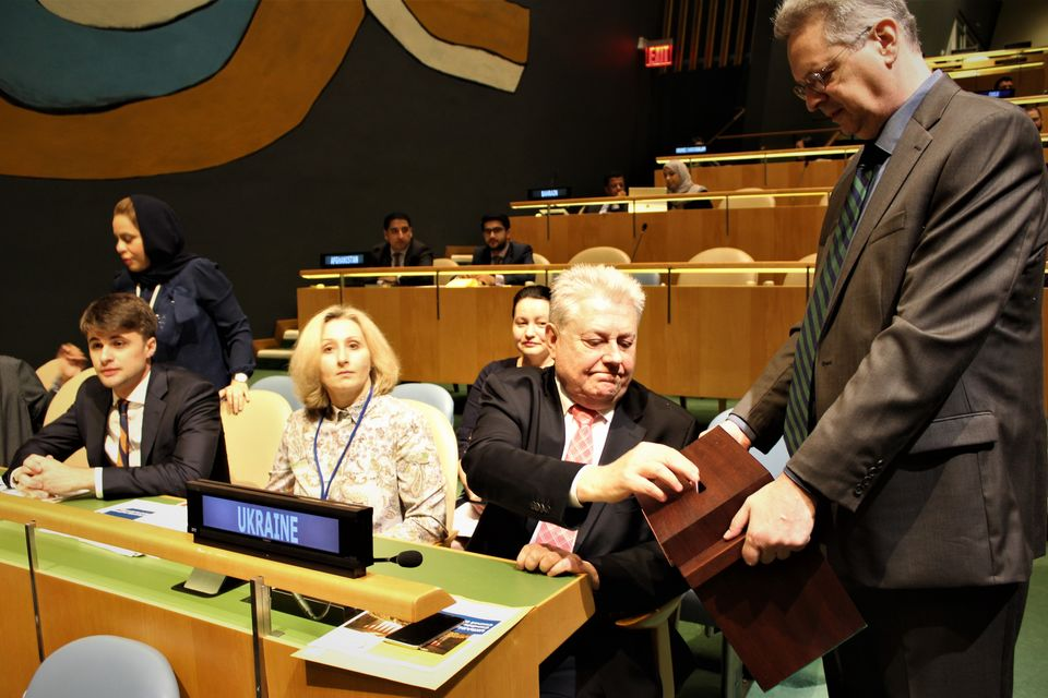 Ukraine becomes member of the UN Economic and Social Council