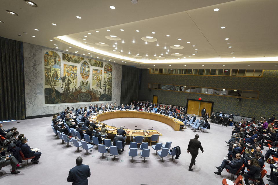 Statement by the delegation of Ukraine at the UNSC briefing on the Iranian nuclear dossier