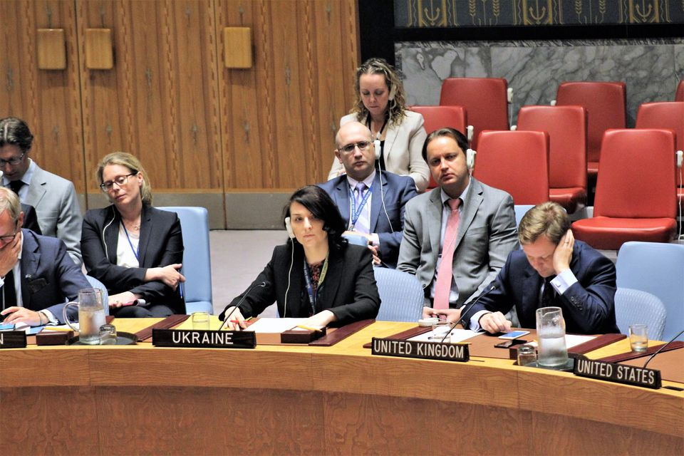 Statement by the delegation of Ukraine at the Security Council meeting on the situation in Colombia