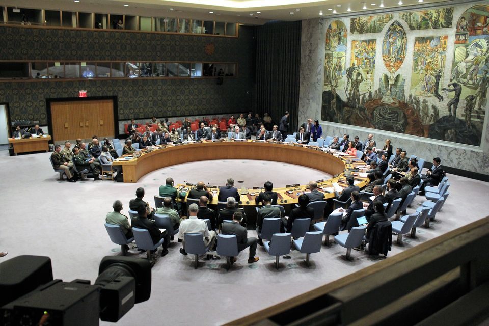 Statement by the delegation of Ukraine at the UNSC briefing on UN peacekeeping operations