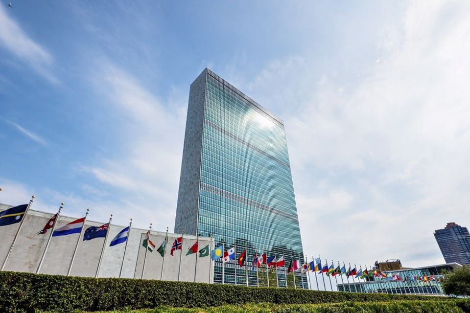 The vote on the draft resolution on the human rights situation in Crimea is scheduled today in the UN