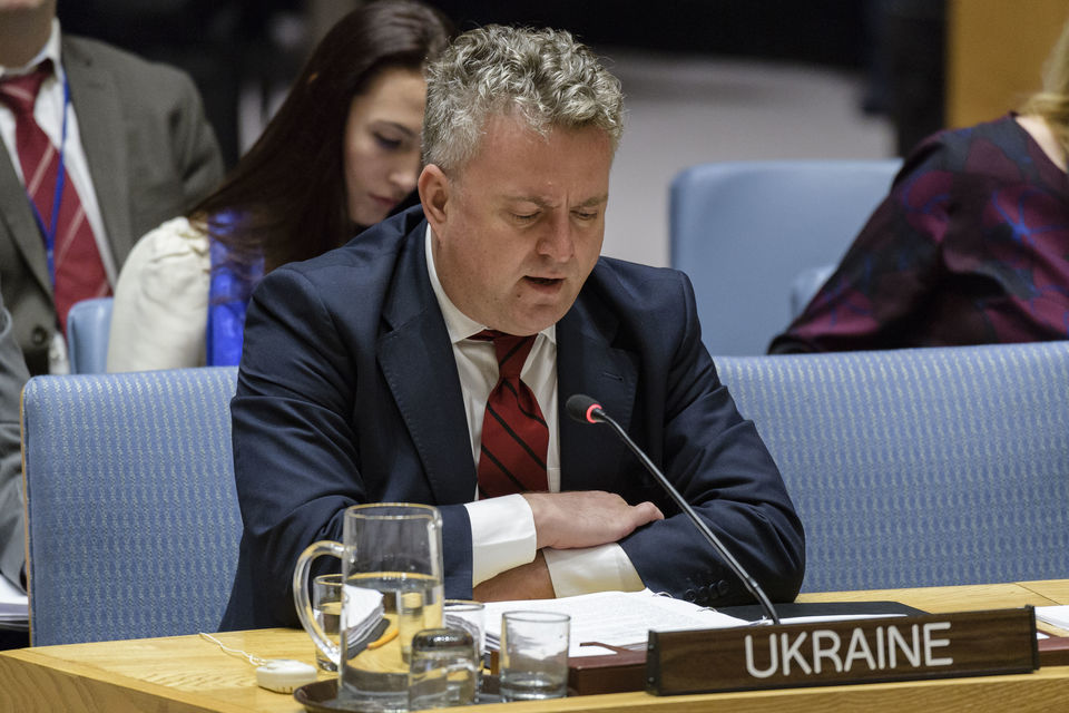 Ukraine participates in the UN Security Council Open Debate on Youth, Peace and Security