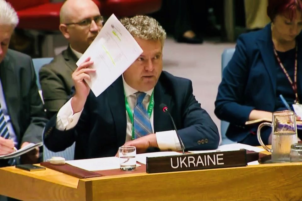 Statement by H.E. Mr. Sergiy Kyslytsya, Deputy Minister for Foreign Affairs of Ukraine, at the UNSC Open Debate: Protection of Civilians in Armed Conflict