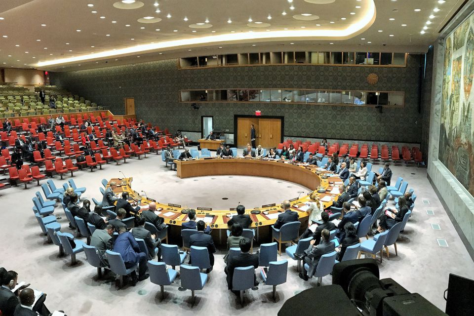 Statement by the delegation of Ukraine at the UNSC briefing on the situation in the Lake Chad Basin region
