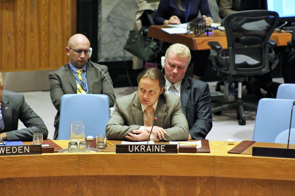 Statement by the delegation of Ukraine at the UNSC meeting on impediments to famine relief in Yemen, Somalia, South Sudan and Nigeria
