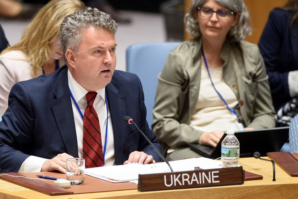 Statement by the delegation of Ukraine at the UN Security Council High-Level Open Debate on the Issue of Linkages between Terrorism and Organized Crime