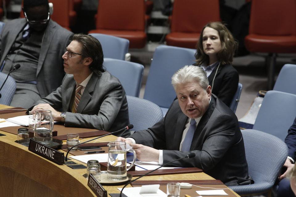 Statement by the Delegation of Ukraine at the UNSC Briefing on the Protection of Cultural Heritage in Armed Conflicts