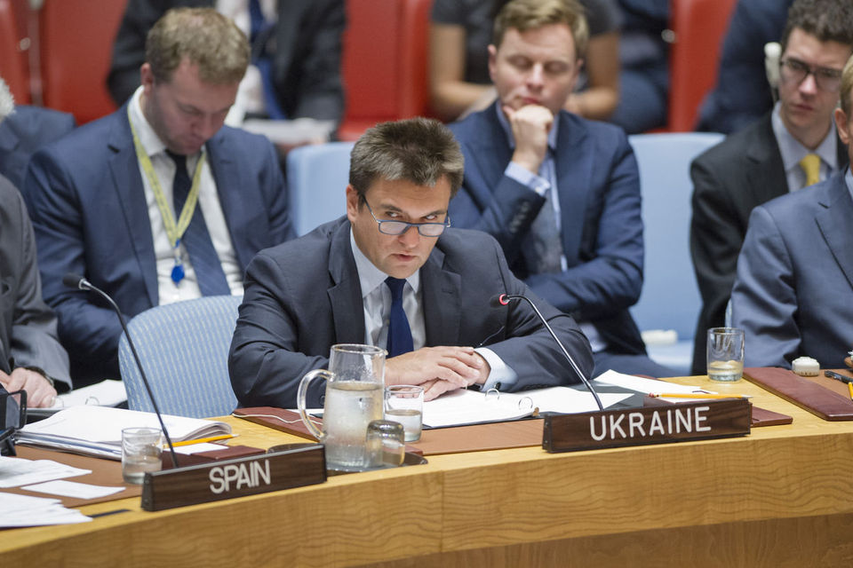 Statement by the delegation of Ukraine at UNSC open debate on peace operations facing asymmetric threats