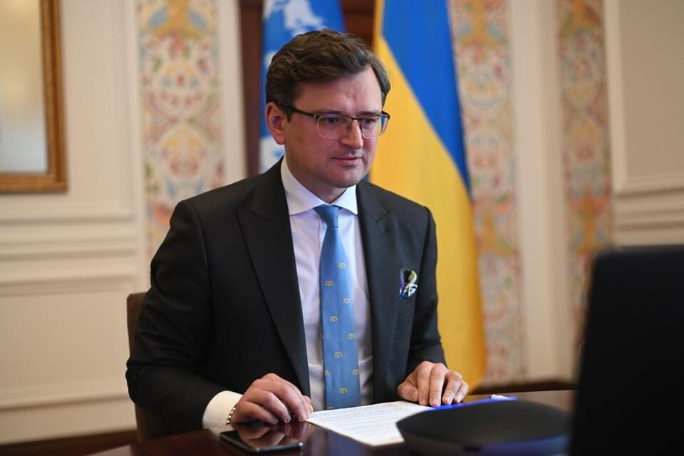 Statement by H.E. Mr. Dmytro Kuleba, Minister for Foreign Affairs of Ukraine, at the UNSC Arria-formula discussion on cybersecurity