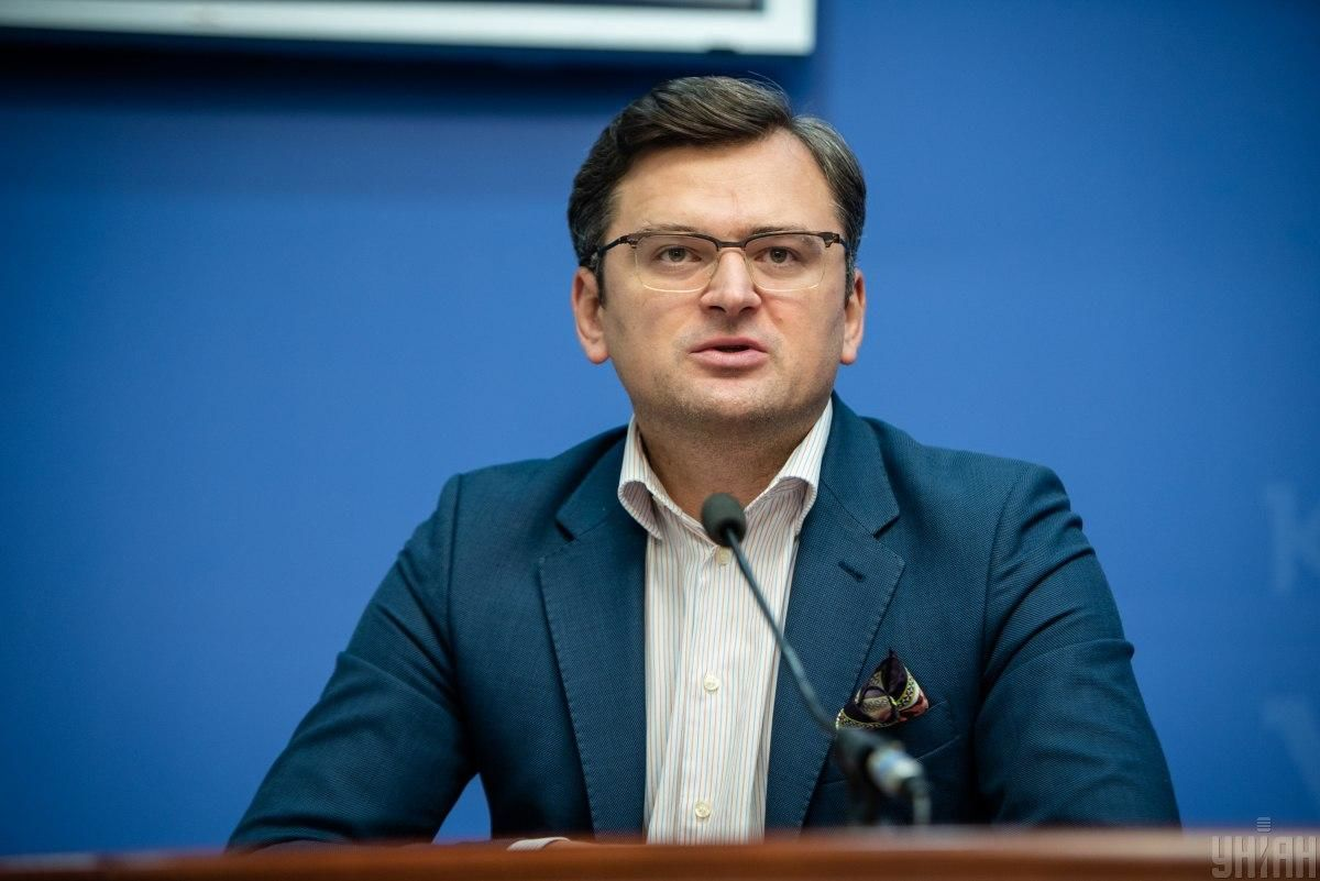 Foreign Minister Dmytro Kuleba Statement on Russia's Attempts to Use the  COVID-19 Pandemic for Political Gain   Press center   Permanent Mission of  Ukraine to the United Nations