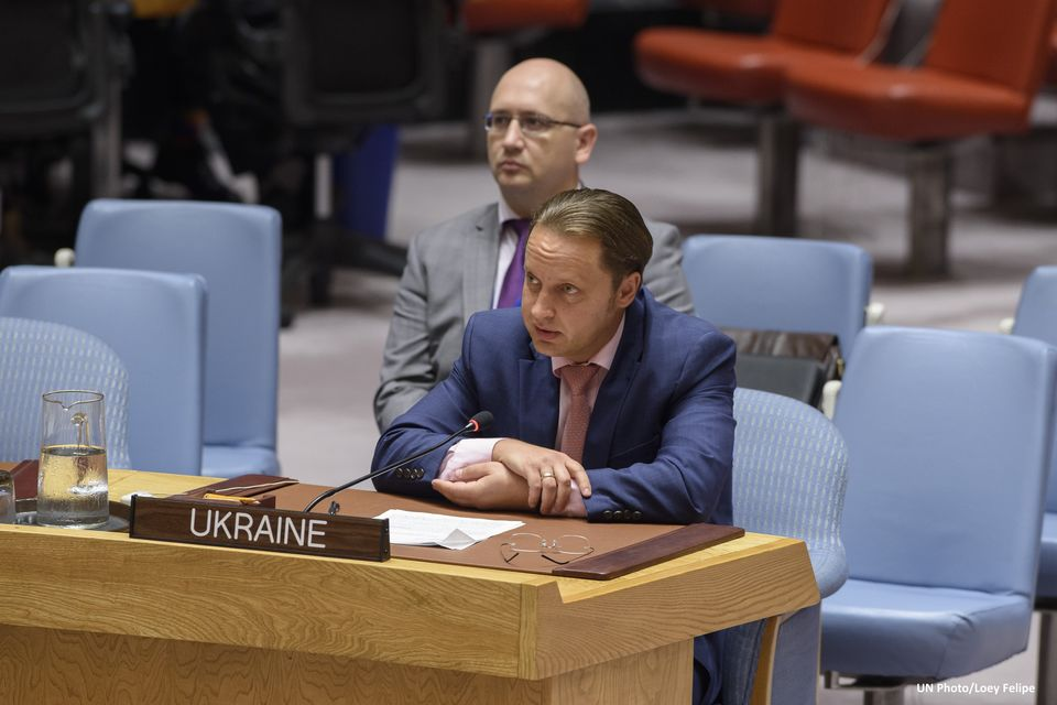"Statement by the delegation of Ukraine at the UN Security Council open debate ""Mediation and Settlement of Disputes"""